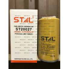Фильтр топливный STAL ST20027