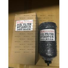 Фильтр топливный STAL ST20015 (стакан для STAL ST20016)