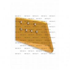 Нож боковой 150-70-21356 левый (S)